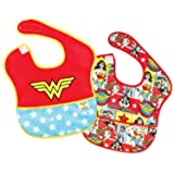 Bumkins DC Comics Wonder Woman SuperBib, Baby