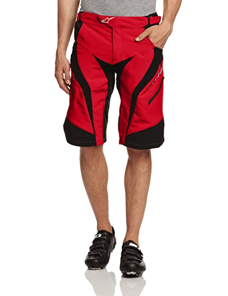 Amazon.com : Alpinestars Drop Freeride Enduro Bicycle Shorts ...