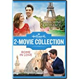 Hallmark 2-Movie Collection (Paris, Wine and Romance / Rome In Love)