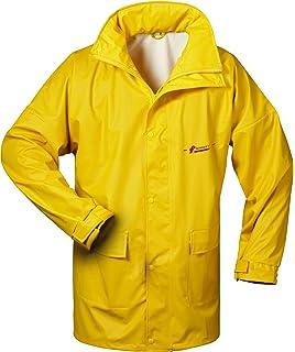 pro.tec® Regenmantel Ostfriesennerz Friesennerz Regenjacke Windjacke Cape Gr XL