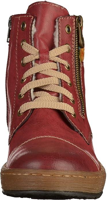 Rieker Z6721 Damen Stiefelette: : Schuhe & Handtaschen uWDJ7