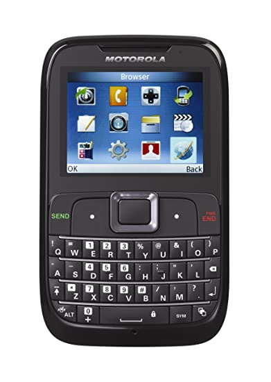Amazon.com: Motorola ex431g Prepaid teléfono con doble ...