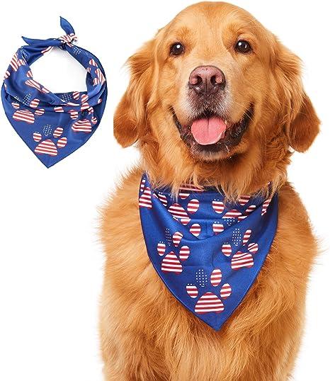 The \u201cAubry\u201d blanket dog bandana