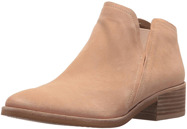 Dolce Vita Women's Tay Ankle Boot B073VD7FFR 11 B(M) US|Blush Suede