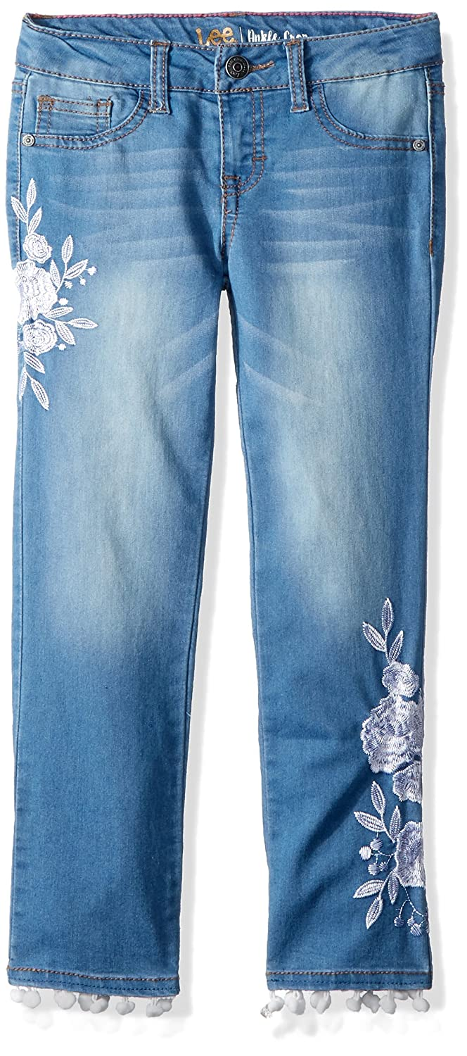 LEE Little Girls' Fashion Skinny Crop Jean