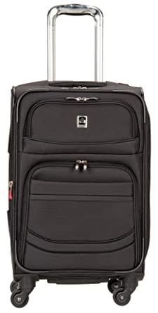 Amazon.com | Delsey Luggage D-Lite Softside 21-Inch Carry-On ...