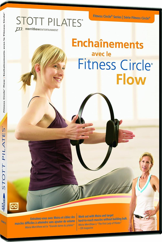STOTT PILATES: Fitness Circle Flow (English/French) Moira Merrithew Wayne Moss Jake Werner Stotts Pilates