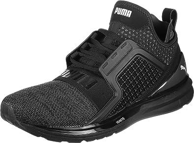 bd15e5e2541acb Puma Men s Ignite Limitless Knit Cross Trainers  Amazon.co.uk  Shoes   Bags