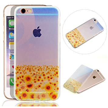 Carcasa for iPhone 6, transparente case for iPhone 6S ...