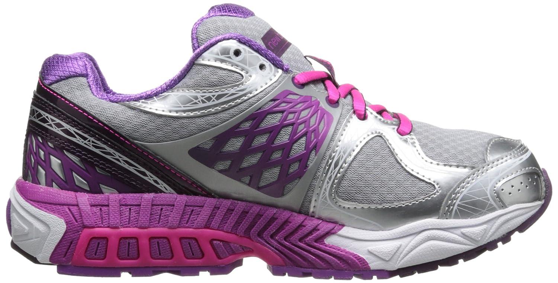 New Balance Women's W1340v2 Optimum Control Running Shoe B00GYOW0RM 8.5 B(M) US|Purple/Silver