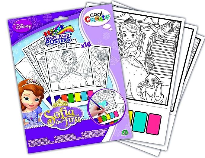 Cool Create - Juguete de pintura por números Princesa Sofia (Flair ...