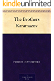 The Brothers Karamazov (卡拉玛佐夫兄弟) (English Edition)