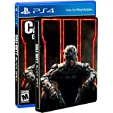 Call of Duty: Black Ops III  Steelbook Edition  PlayStation 4 - Amazon Exclusive