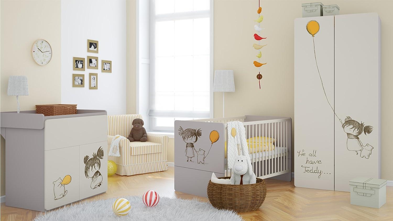 Babyzimmer Set Kinderzimmer ELEGANCE mit