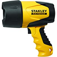 2-Pk. Stanley Waterproof Rechargeable Spotlight