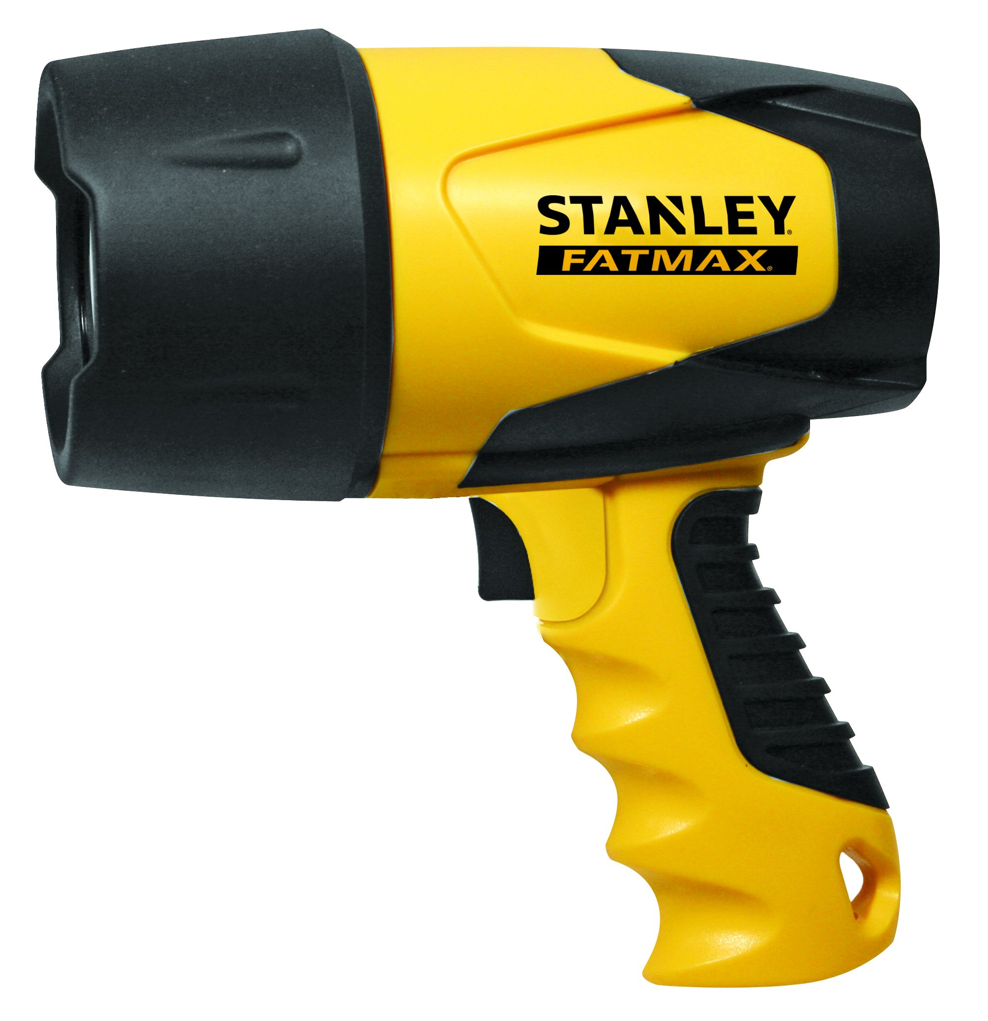 STANLEY FATMAX FL5W10 Rechargeable 520 Lumen Lithium Ion Waterproof LED Spotlight Flashlight by STANLEY