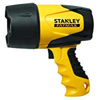 STANLEY FATMAX FL5W10 Waterproof LED Rechargeable Spotlight
