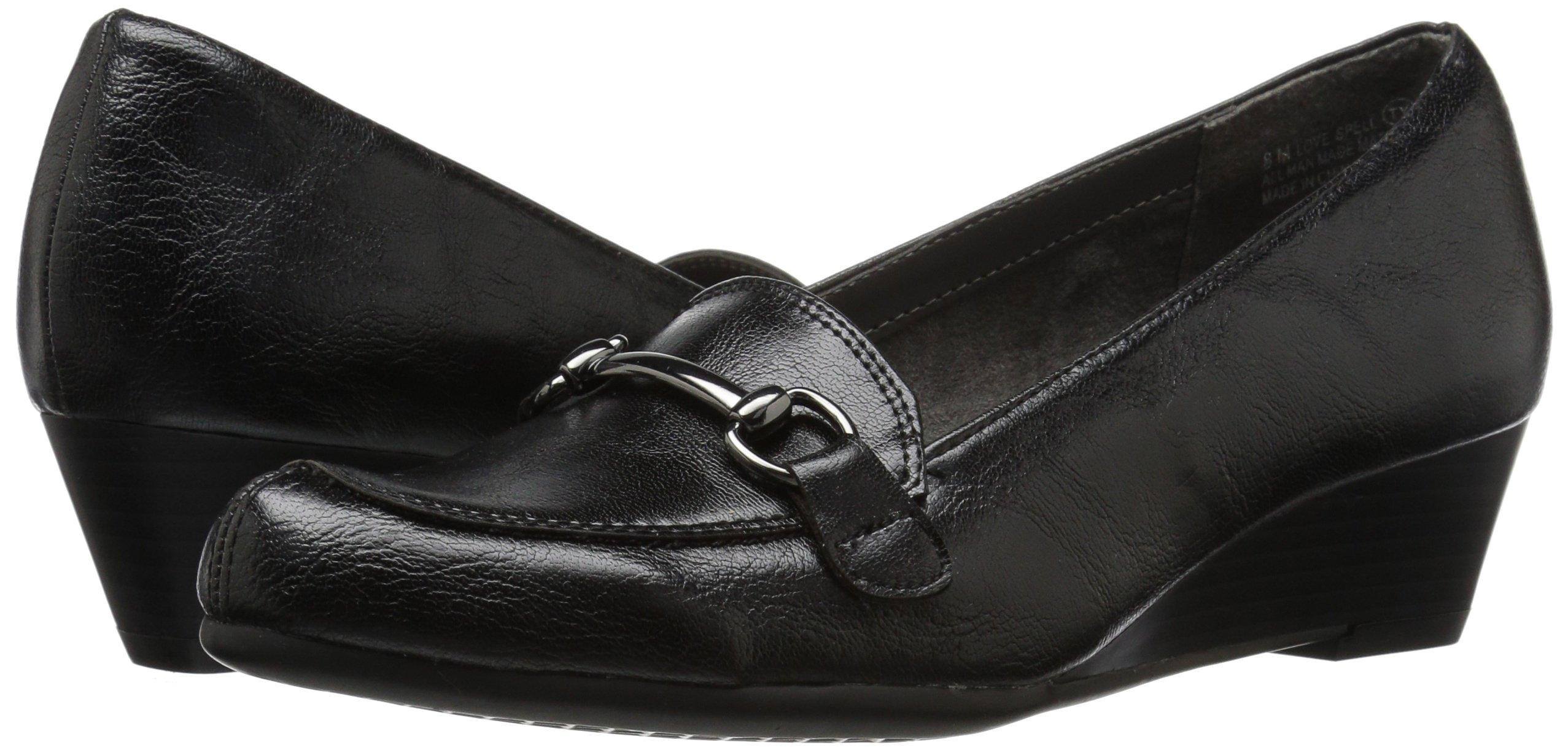 Aerosoles A2 by Women's Love Spell Slip-on Loafer, Black, 8 M US by Aerosoles (Image #6)