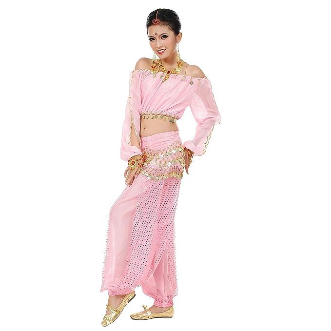Amazon.com: Maylong DW29 - Disfraz de danza del vientre para ...