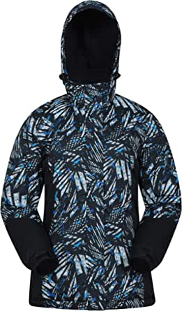 Mountain Warehouse Dawn Womens Ski Jacket - Ladies Winter Snowboarding Jacket
