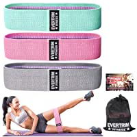 Resistance Bands for Legs and Butt, Exercise Bands Booty Bands Hip Bands Wide Workout...