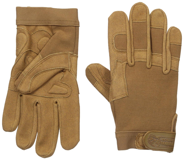 VooDoo Tactical 20-9120001092 Crossfire Gloves 20-9120001092-P