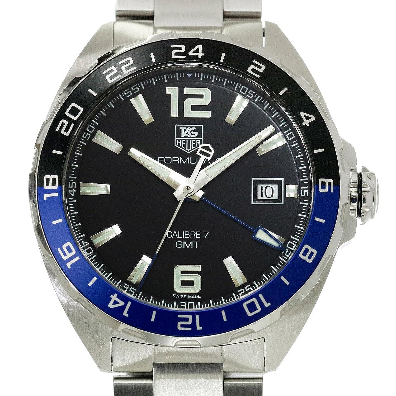 タグホイヤー TAG HEUER フォーミュラ1 キャリバー7 GMT WAZ211A BA0875 メンズ 腕時計 デイト 自動巻き ウォッチ 【中古】 90053387 [並行輸入品] B07DR99R77