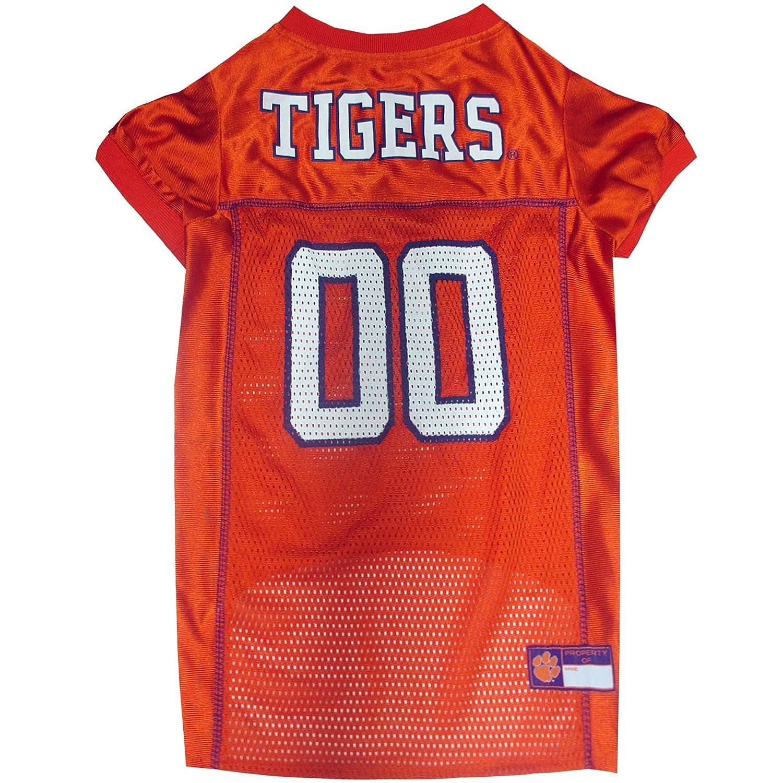 Amazon Com Clemson University Mesh Football Jersey