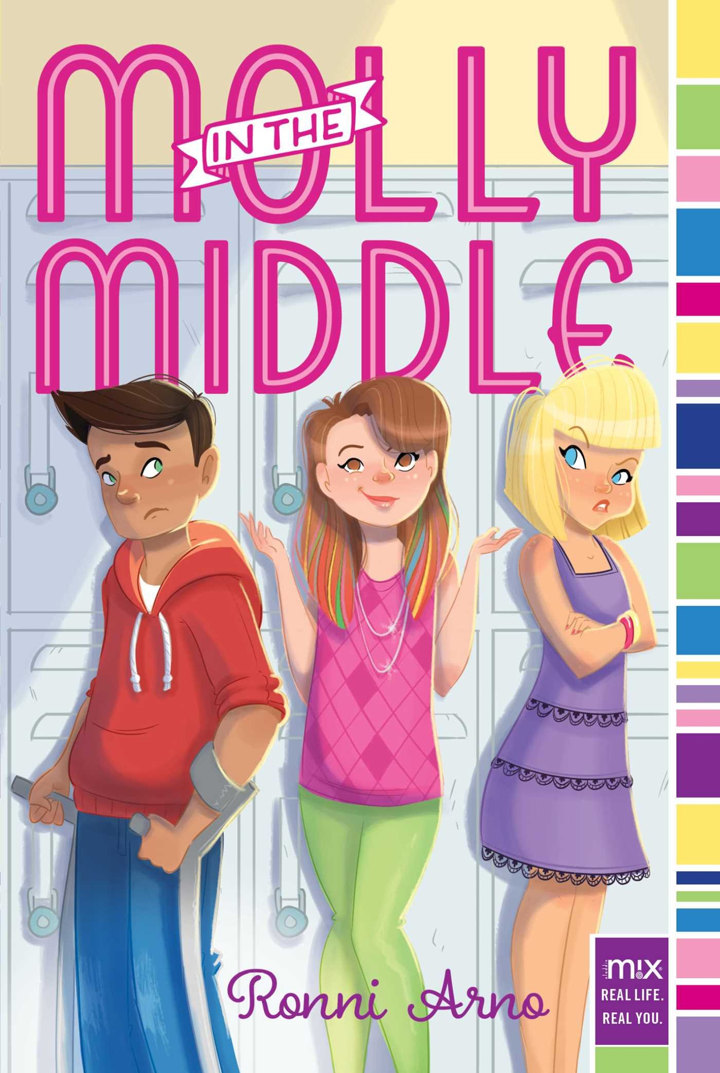 Molly in the Middle (mix) ebook