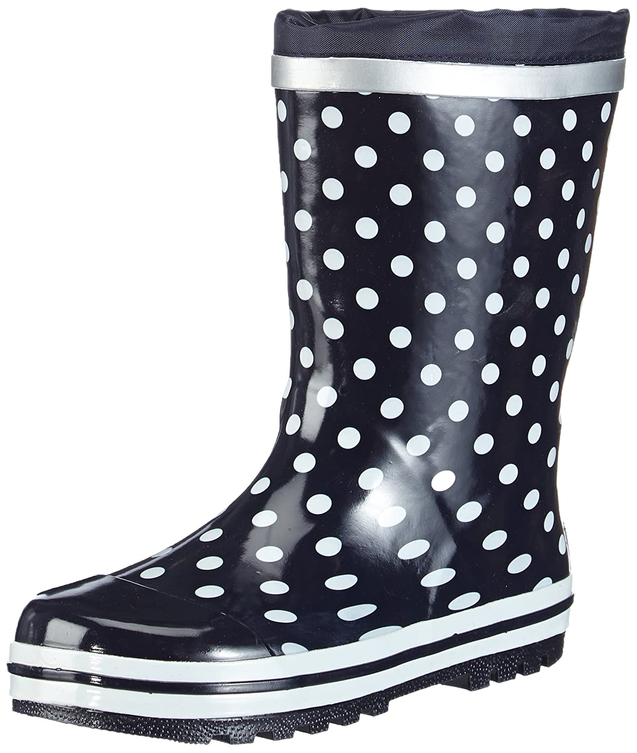 Playshoes Punkte Gummistiefel Punkte, Bottes fille Playshoes GmbH 181767