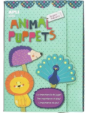 APLI apli14836 Animal marioneta