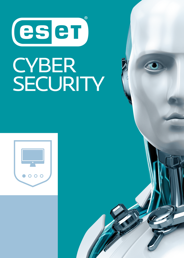 ESET Cyber Security - Basic Antivirus for Mac 2018 | 1 Device & 1 Year | Download with License [Download]
