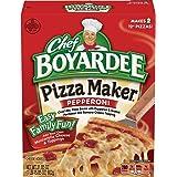 Chef Boyardee Pepperoni Pizza Maker Kit, 31.85 Ounce (Pack of 6)