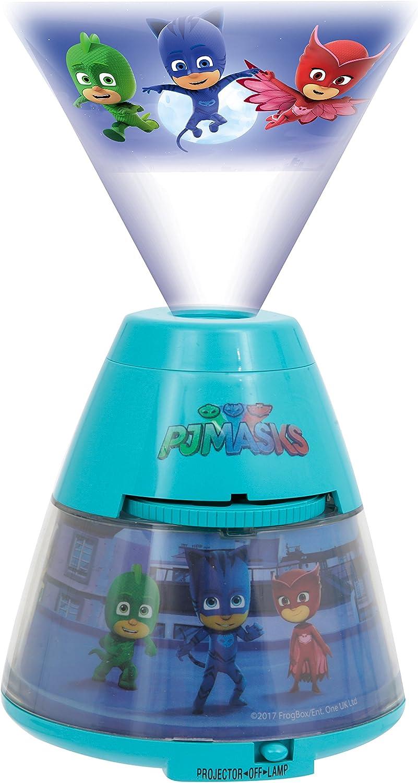 Giochi Preziosi – Super pigiamini PJ Masks Proyector Luminoso ...