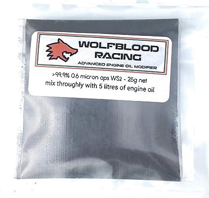 Wolfblood Racing modificador de Aceite > 99,9% 0,6 micrones APS ...