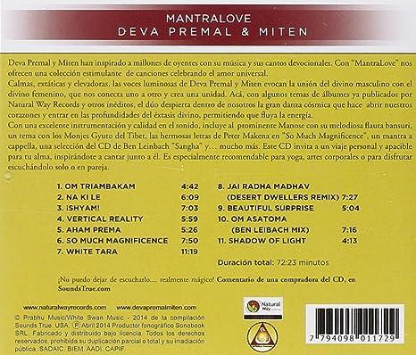 Deva premal mantra love amazon music stopboris Choice Image