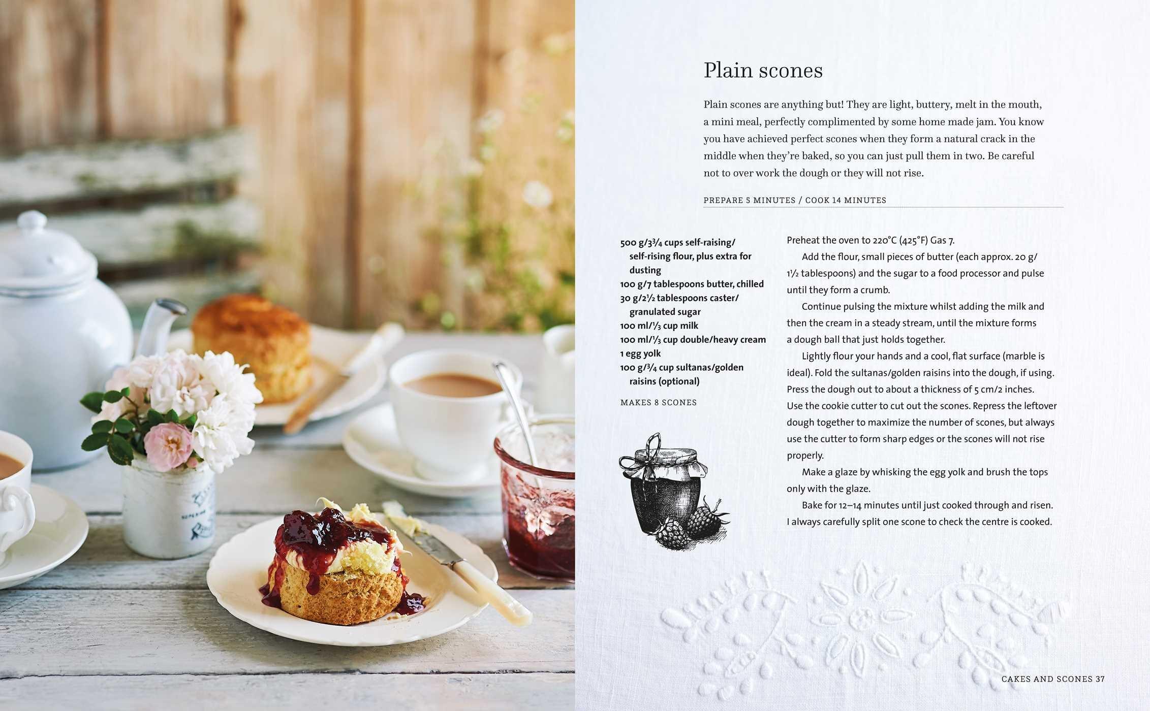 Afternoon Tea at Bramble Cafe: Amazon.co.uk: Mat Follas ...