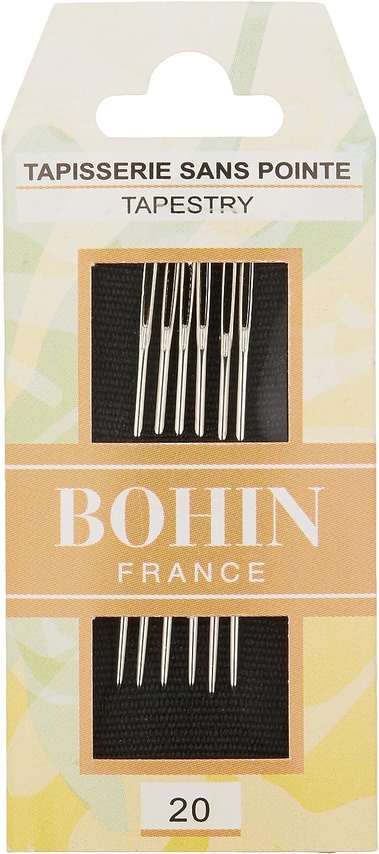 B004SEYXRU Bohin Tapestry Hand Needles -Size 20 6/Pkg (008-832) 814l2mv9bZL