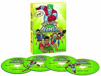 Amazon com: Captain Planet And The Planeteers: Season 1: David