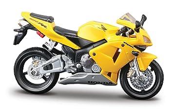 Buy Bburago Honda Cbr 600rr Yellow Online At Low Prices In India