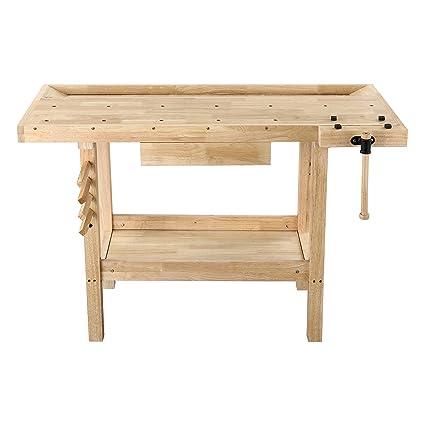Olympia Tools 84 906 Hard Wood Workbench Amazoncom