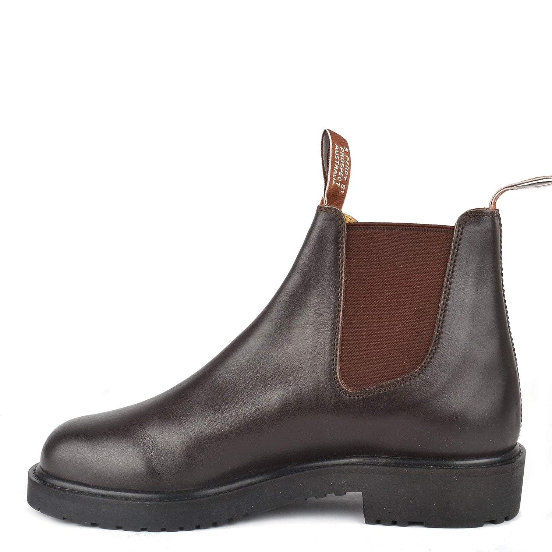 R.M. Williams Men's Stockyard Stivali Chelsea, Stivali di