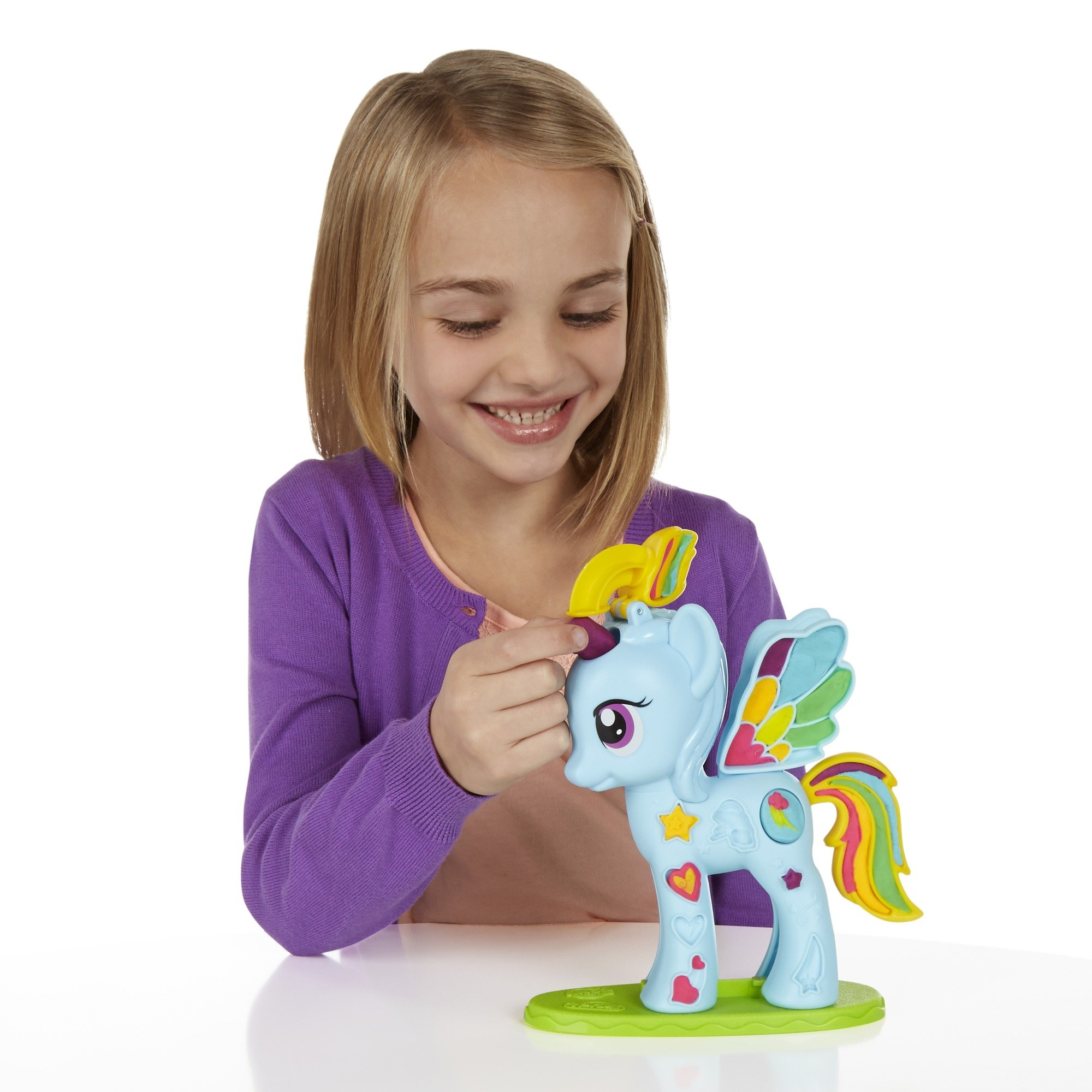Most Popular Toys for Girls Play Dough My Little Pony Rainbow Dash