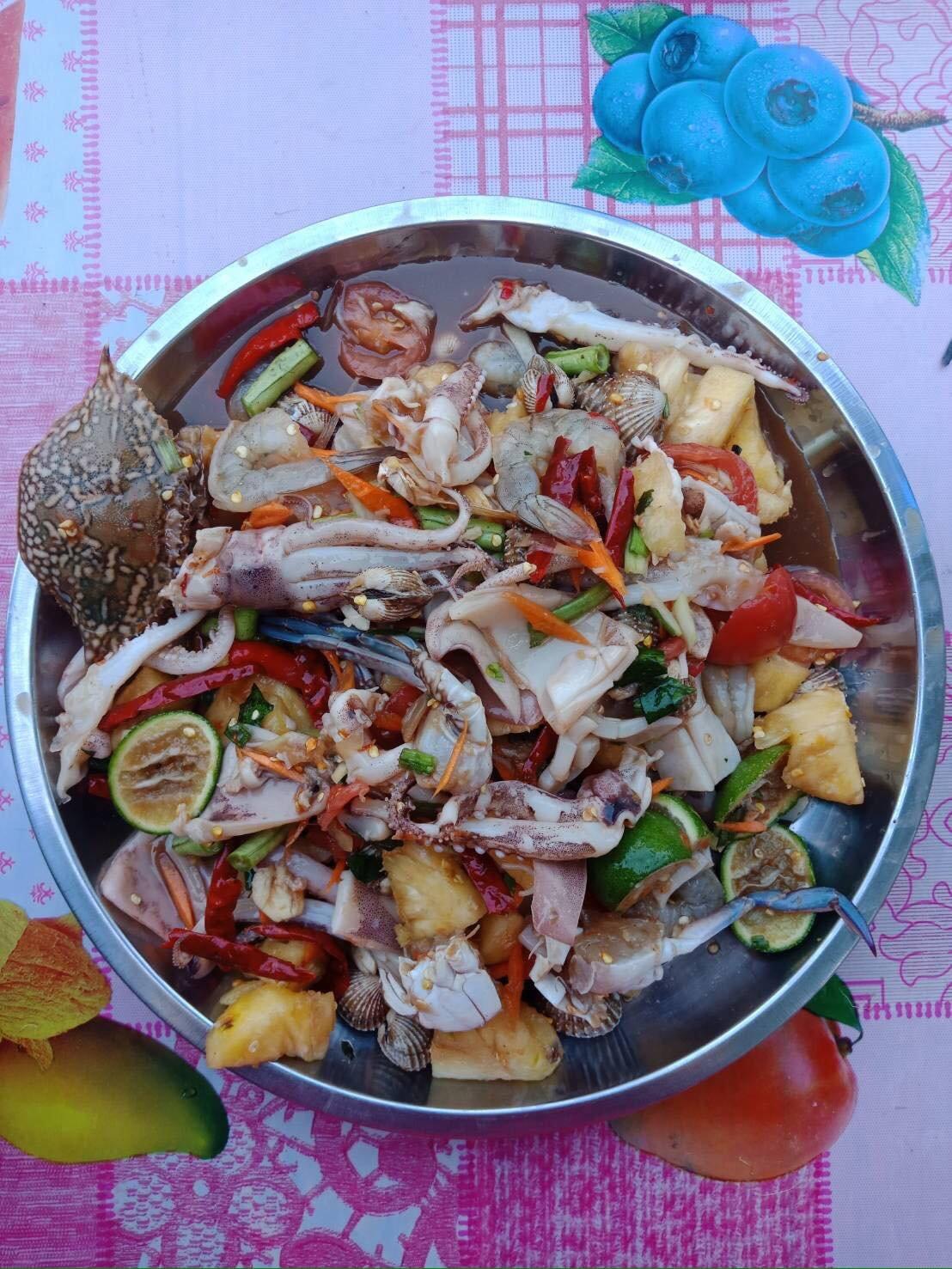 11 Bottles Nangfah Plara Fermented Pickled Fish Sauce Thai Food Papaya  Salad Dressing 400 g