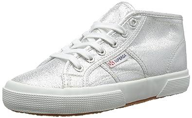 Superga 2754 Lame - Zapatillas Mujer, Plateado, 37.5: Amazon.es: Zapatos y complementos