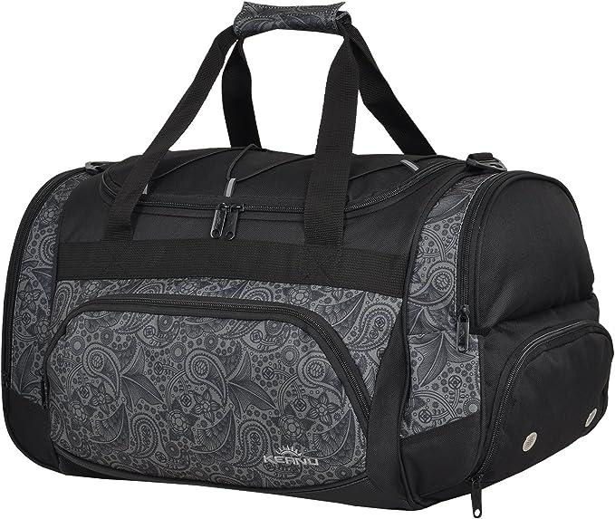 KEANU Durchdachte Sporttasche (50 x 29 x 28 cm 45 Liter