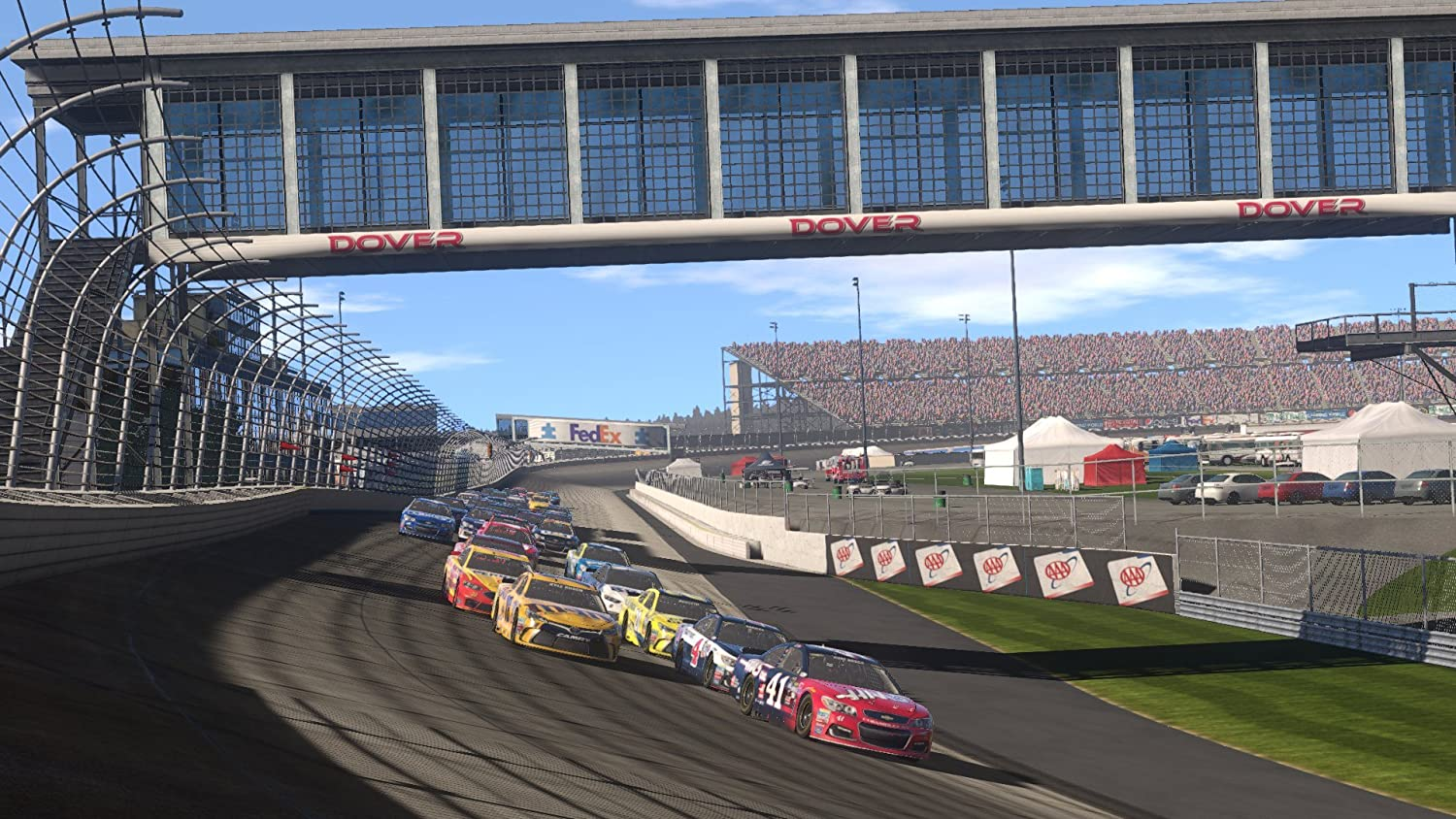 Amazon.com: NASCAR Heat Evolution (PS4) - PlayStation 4: Video Games