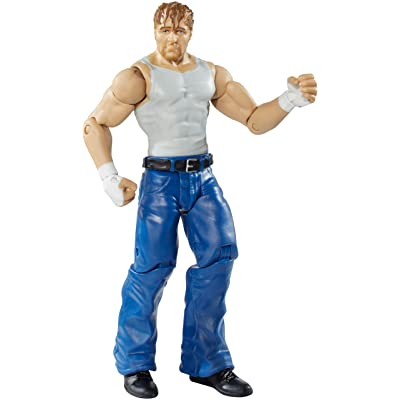 WWE Signature Series - Dean Ambrose: Toys & Games