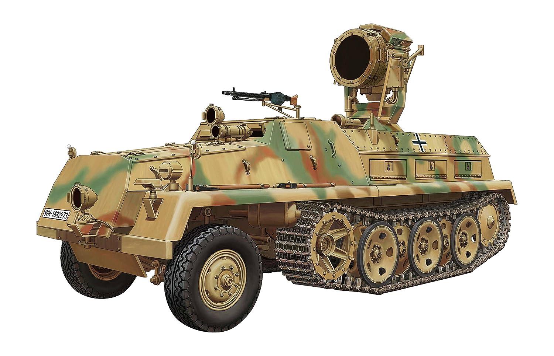 Unbekannt Bronco CB35212 - 1/35 SWS 60 cm InfraROT Searchlight Carrier UHU
