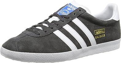 Adidas Gazelle OG S74846 Mens Shoes Size: 8.5 US Grey White ...